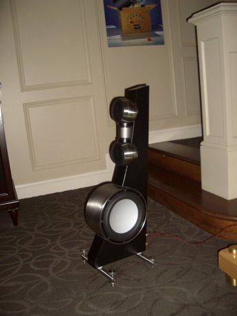 CES, Day 3: A New Reference from Gallo Acoustics
