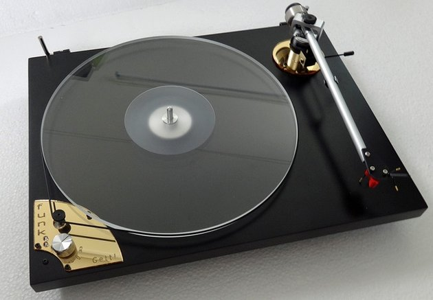 Funk Firm Releases New GETT! Turntable