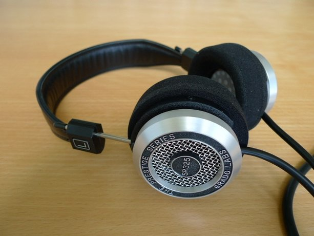 First Look: Grado SR325is Headphones