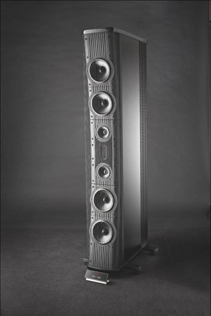 Gryphon Audio Design Announces Trident II Reference Loudspeaker