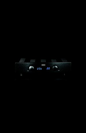 Hegel H80 amplifier