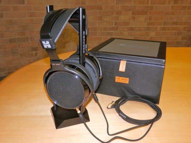 First Listen: HiFiMAN HE-400i planar magnetic headphones