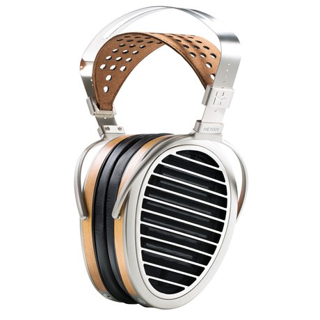 HiFiMAN HE1000 V2 and Edition X V2 planar magnetic headphones