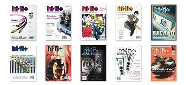 WIN! Every issue of Hi-Fi+ must be won in our celebration special