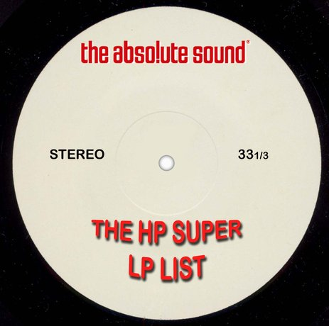 The HP Super LP List