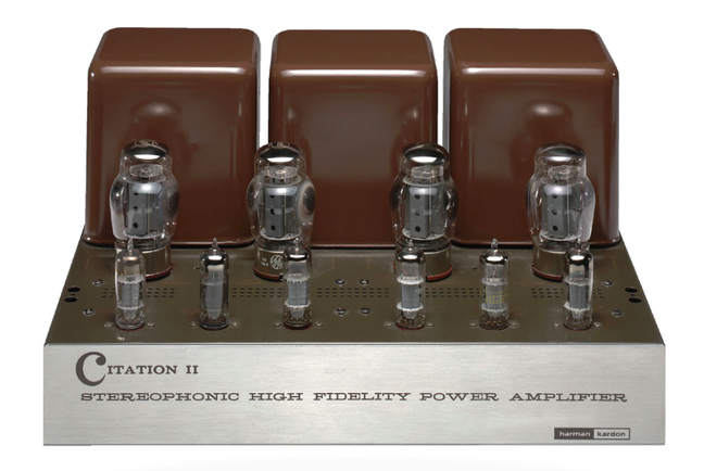 TAS Legacy: Harman Kardon Citation II Power Amplifier