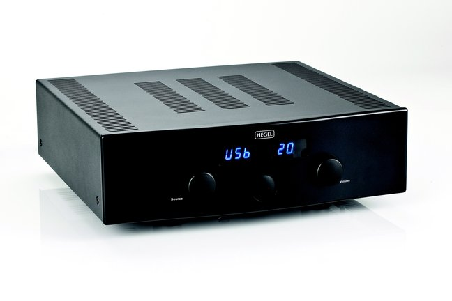 Hegel H300 Integrated Amplifier/DAC (Hi-Fi+)