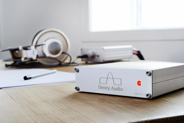 WIN! Henry Audio USB 128 mk II DAC worth £159!!!