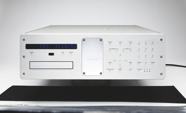 Krell Cipher SACD Player (Hi-Fi+)