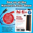 Meet the Hi-Fi+ Team at the National Audio Show, 20-21 September, 2014