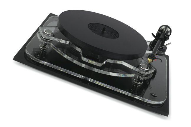 The SRM Arezzo Ultra Turntable