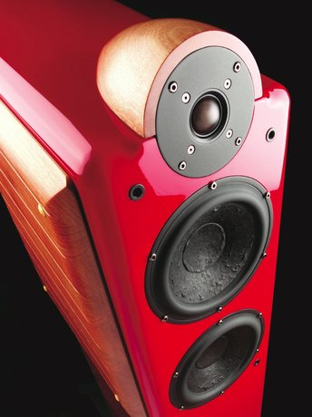 The Usher 6371 Loudspeaker
