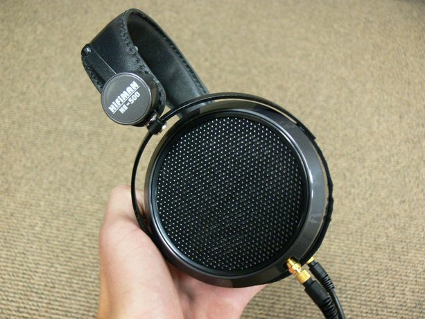 HiFiMAN HE-500 Planar Magnetic Headphones (Playback 47)