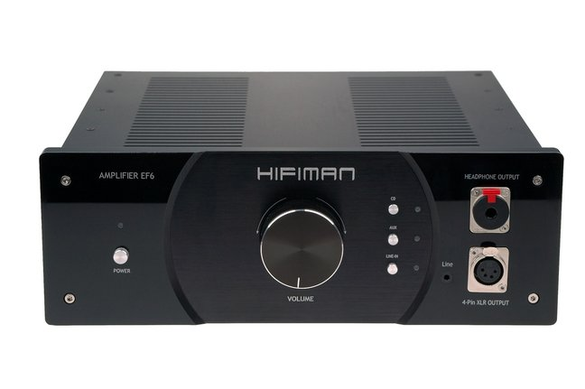 HiFiMAN EF-6 Headphone Amplifier (Playback 61)