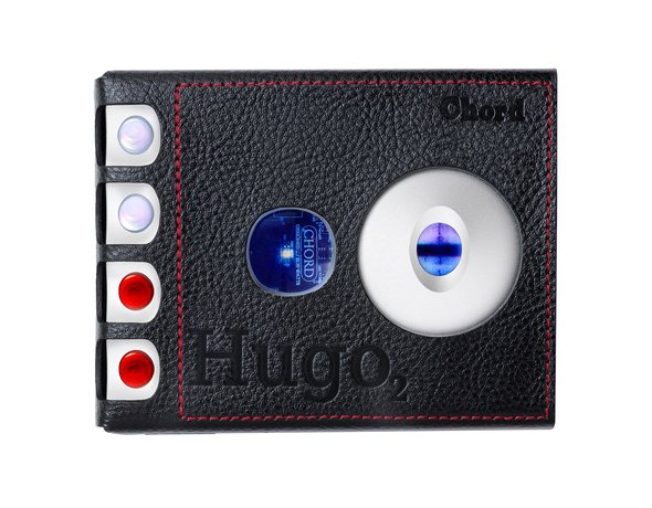 Chord Electronics announces protective leather case for its award-winning Hugo 2 DAC/headphone amp