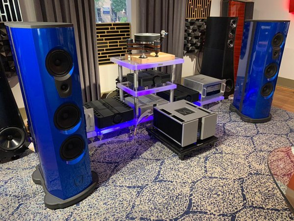 Vitus Audio and AudioSolutions Event at 3mA Audio Houston, TX
