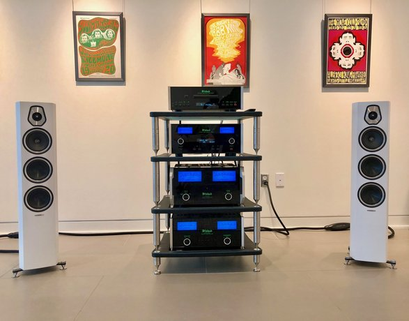 Sonus faber Sonetto Loudspeaker Event in Kansas City, Part One