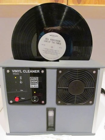 The Miraculous Audio Desk LP Cleaner