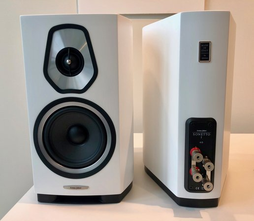 Sonus faber Sonetto Loudspeaker Event in Kansas City, Part Two