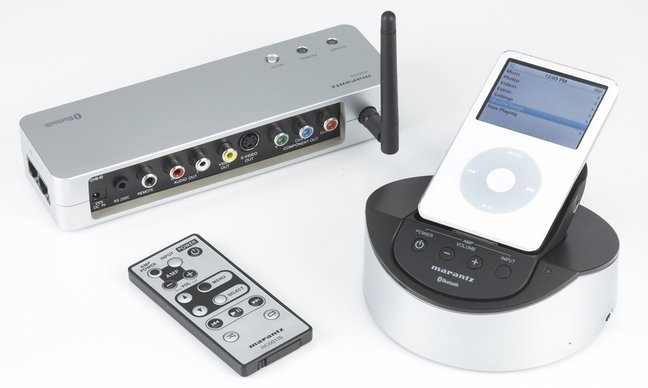 PLAYBACK 22: Marantz IS301 Wireless Dock for iPod