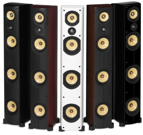 CES 2012: PSB's Paul Barton Expands Imagine-Series Speaker Family with New T2 Floorstander