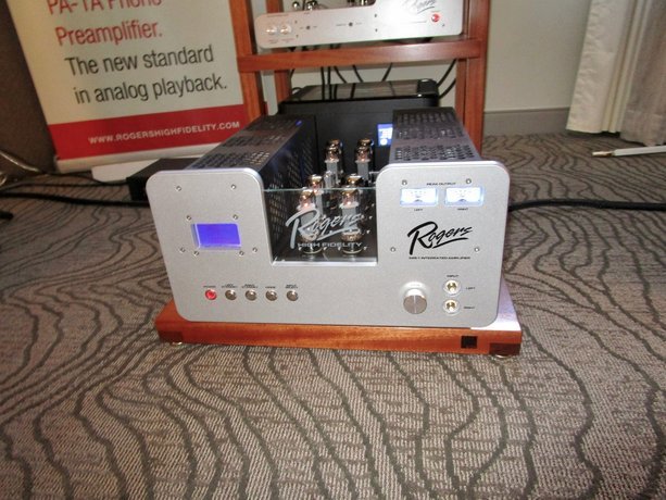 Rocky Mountain Audio Fest Show Report: Electronics, plus Analog and Cable Highlights