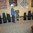Audio High Event Features Meridian Co-Founder Bob Stuart and Showcases Three New Meridian Special Edition DSP Digital Active Loudspeakers