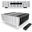 Jeff Rowland Design Group Corus Linestage and 725 Monoblock Amplifier