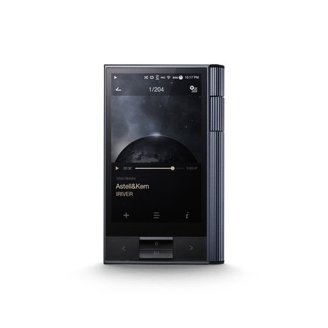 Astell&Kern KANN portable, streaming high-resolution digital audio player