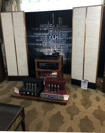 CES 2018: JV on Speakers $20k and Up