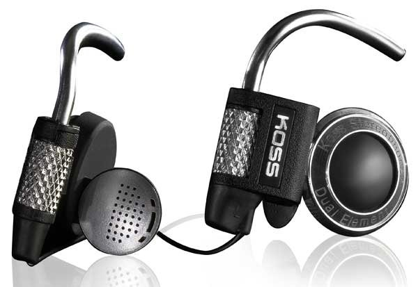 Koss KDE250 Dual-Element Headphone (Playback 39)