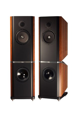 New Kudos Audio flagship Titan 808 loudspeaker  with ground-breaking Linn Exakt technology  now shipping
