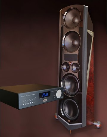 Legacy Audio to Showcase New V System at T.H.E. Show Newport
