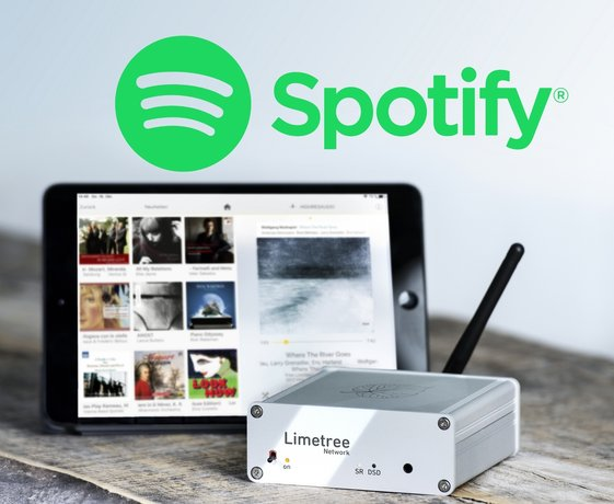 Spotify Connect for all Lindemann streamers