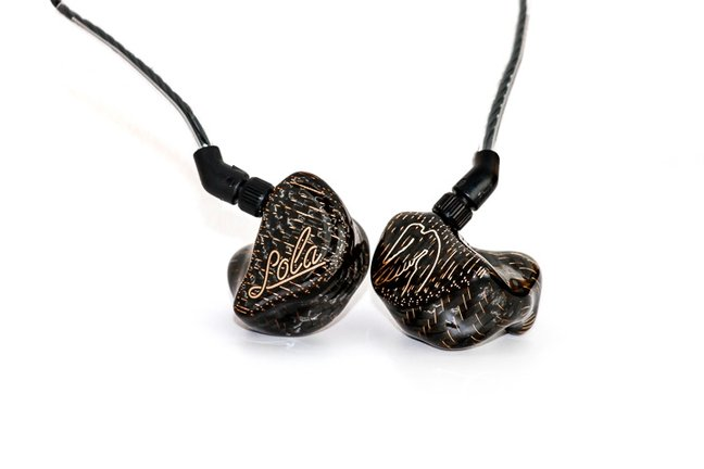 JH Audio Lola hybrid custom-fit in-ear monitor