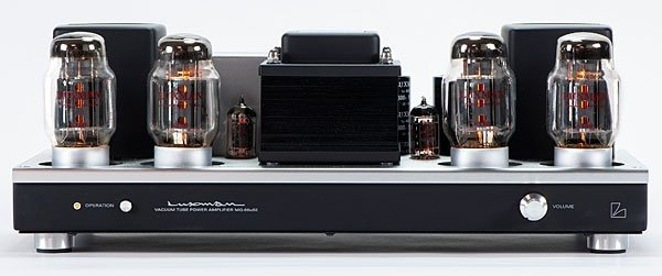 Luxman MQ-88uC Stereo Power Amplifier