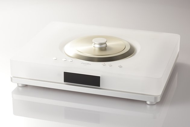 The Zanden Model 2500S CD Player