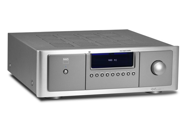 NAD Masters Series M2 Direct Digital Amplifier Challenges Paradigms