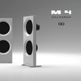 Spatial Audio Introducing Hologram M4 Open Baffle Speaker at RMAF