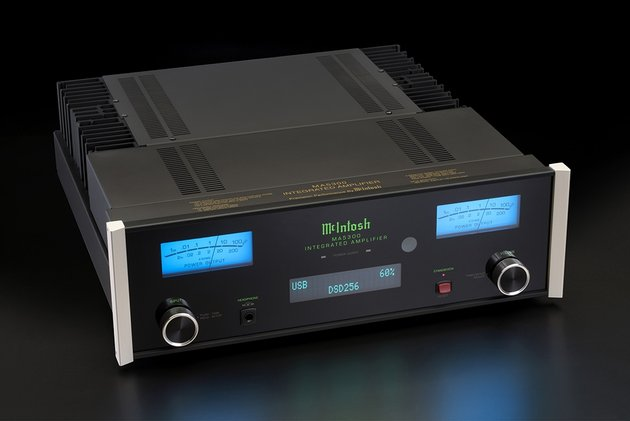 McIntosh Announces MA5300 Integrated Amplifier