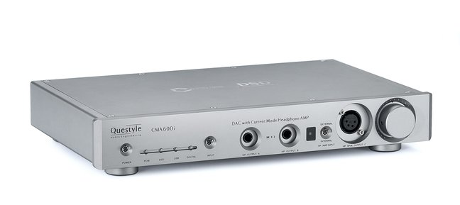 Questyle Audio Engineering CMA600i headphone amp/preamp/DAC