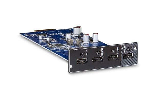 NAD Announces New MDC Upgrade Module, MDC HDM-2