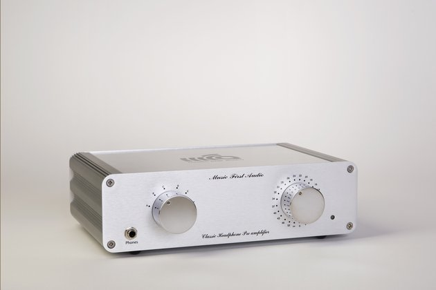 Music First Audio Classic Headphone Preamplifier