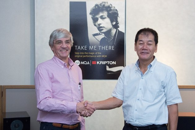 Kripton HQM Store to Offer MQA Music