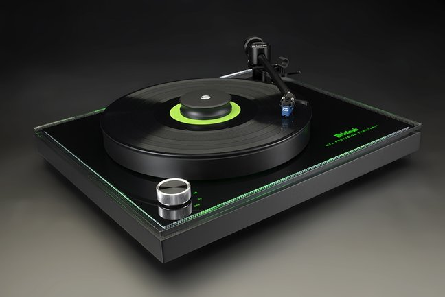 McIntosh Announces MT2 Precision Turntable