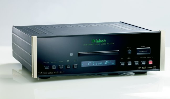 McIntosh Teams with Reprise Records, Neil Young to Promote MVP881 BR Blu-ray/Universal Player
