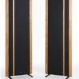 Magnepan 3.7i planar magnetic/ribbon and DWM woofer loudspeaker system