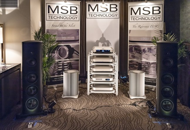 RMAF 2018 – JV on Loudspeakers $20k and Up