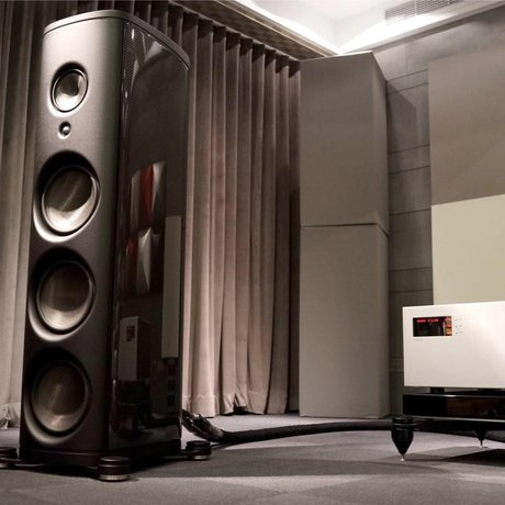 Magico M Project, Part Four