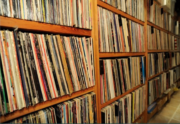 Unique LP Collection Goes on the Market